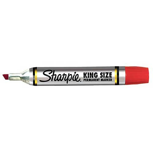 SHARPIE KING SIZE PERMANENT MARKER