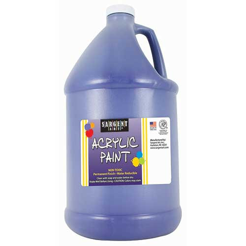 64OZ ACRYLIC - BLUE