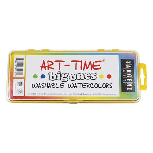4 ART TIME BIG ONES WASHABLE