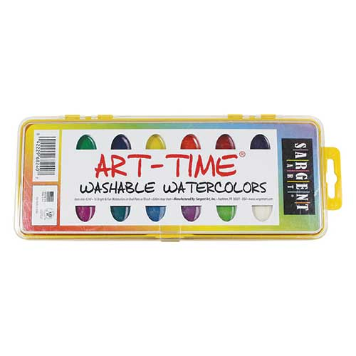16 ART TIME SEMI MOIST WASHABLE
