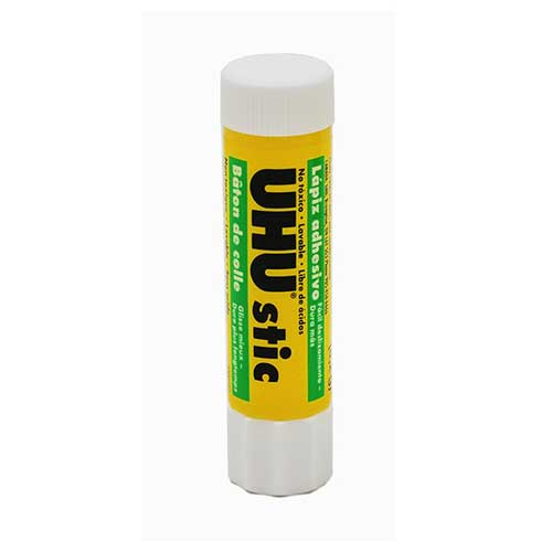 UHU GLUE STICK WHITE .29OZ
