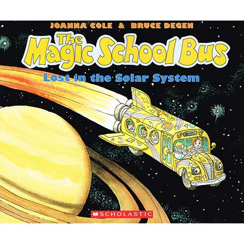 MAGIC SCHOOL BUS LOST IN SOLAR SYS