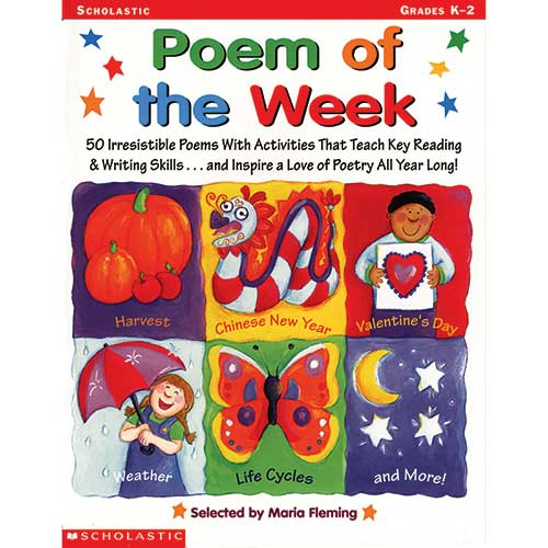 POEM OF THE WEEK GR K-2