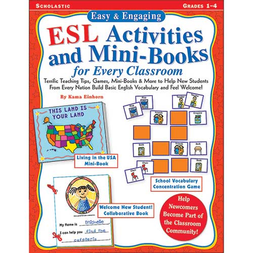 EASY & ENGAGING ESL ACTIVITIES &