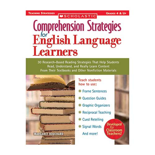 COMPREHENSION STRATEGIES FOR