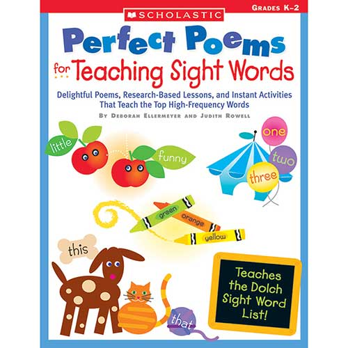PERFECT POEMS FOR TEACHING SIGHT