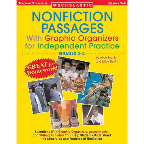 NONFICTION PASSAGES W/ GRAPHIC