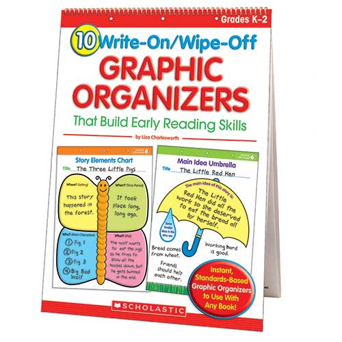 10 WRITE-ON/WIPE-OFF GRAPHIC