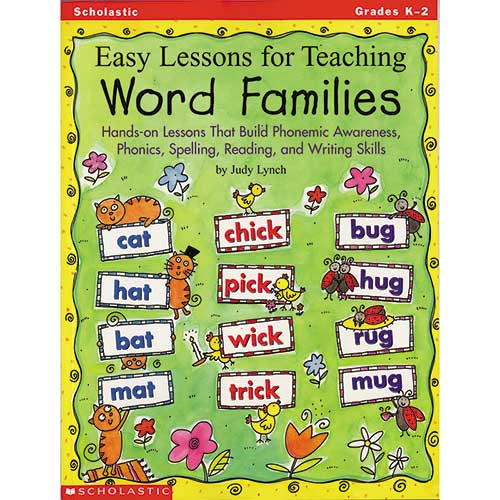 EASY LESSONS FOR TEACHING WORD