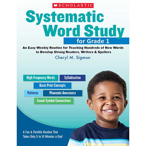 SYSTEMATIC WORD STUDY FOR GR 1