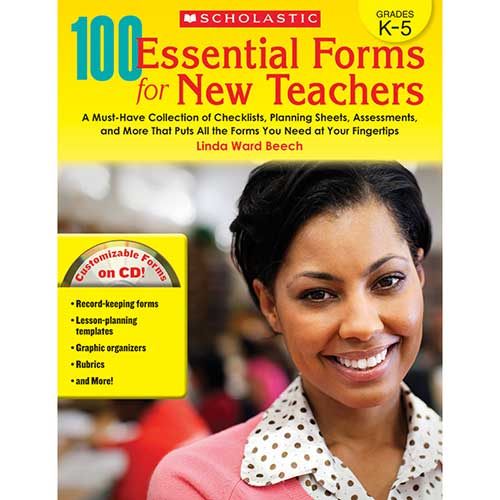 100 ESSENTIAL FORMS FOR NEW