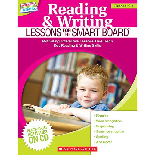 READING & WRITING LESSONS GR K-1