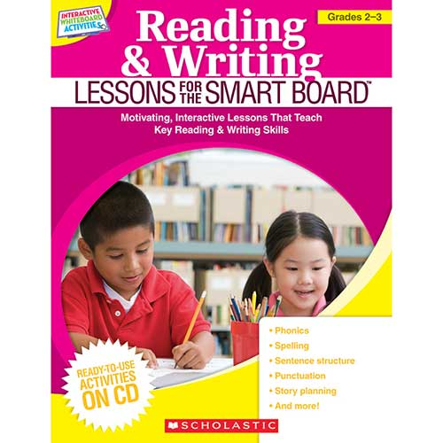 READING & WRITING LESSONS GR 2-3