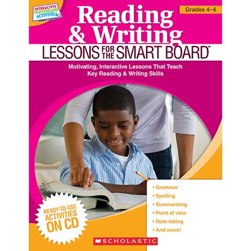 READING & WRITING LESSONS GR 4-6