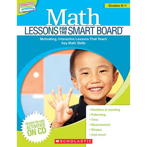 MATH LESSONS GR K-1 FOR THE SMART