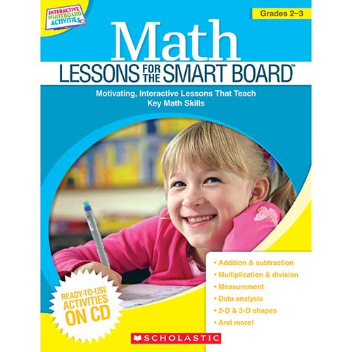 MATH LESSONS GR 2-3 FOR THE SMART