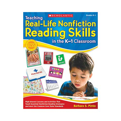 G K-1 TEACHING REAL LIFE NONFICTION