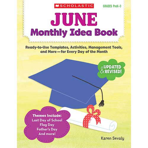 JUNE MONTHLY IDEA BOOK