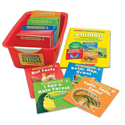 GUIDED SCIENCE READERS SUPER SET