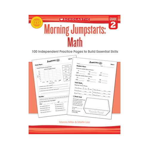 MORNING JUMPSTARTS MATH GR 2