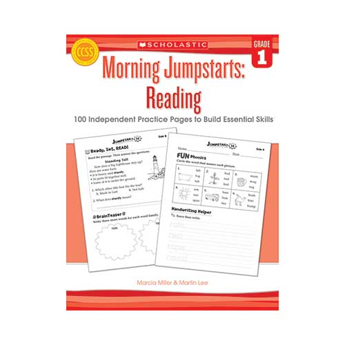 MORNING JUMPSTARTS READING GR 1