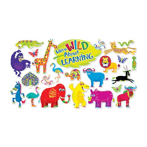 JINGLE JUNGLE ANIMALS BB SET