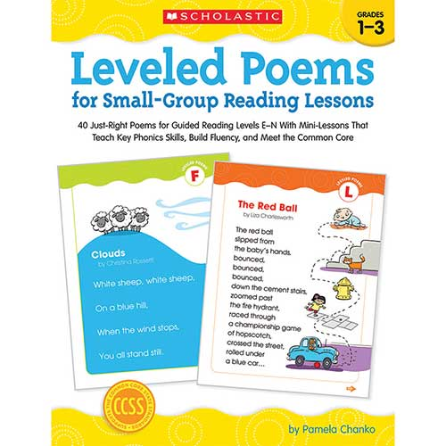LEVELED POEMS FOR SMALL GROUP