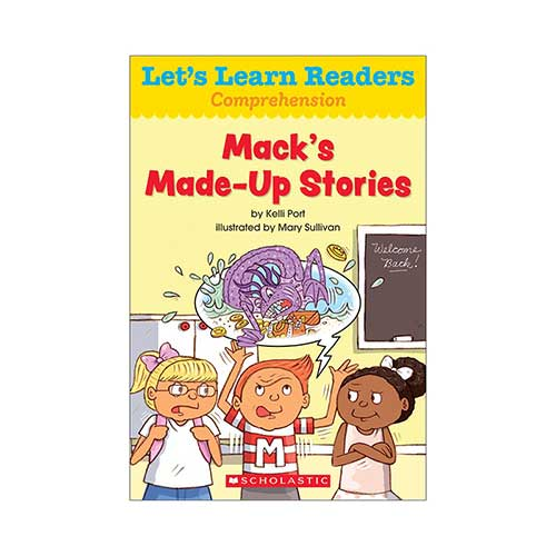 LETS LEARN READERS - MACKS MADE UP