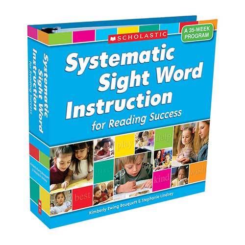 SYSTEMATIC SIGHT WORD INSTRUCTION