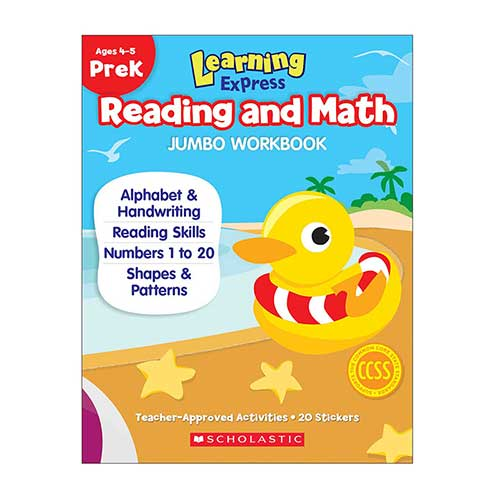 LEARNING EXPRESS GR PK READING AND