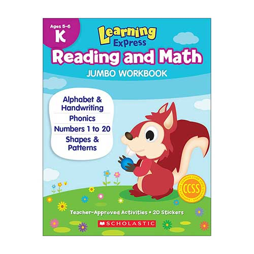 LEARNING EXPRESS GR K READING AND