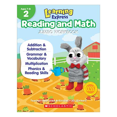 LEARNING EXPRESS GR 2 READING AND