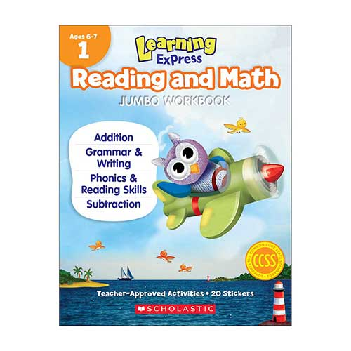 LEARNING EXPRESS GR 1 READING AND