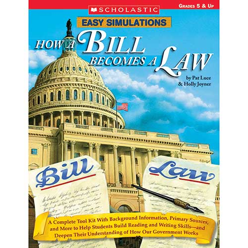 EASY SIMULATIONS HOW A BILL BECOMES