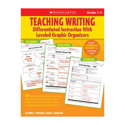 TEACHING WRITING DIFFERENTIATED
