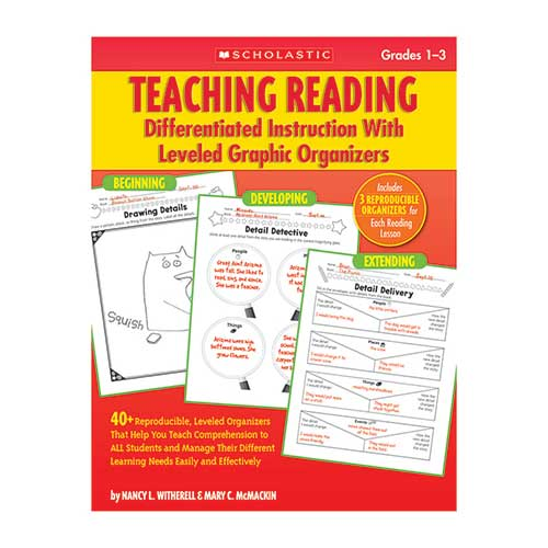 TEACHING READING DIFFERENTIATED