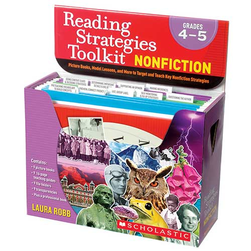 READING STRATEGIES TOOL KIT NON