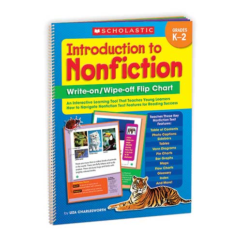 INTRODUCTION TO NONFICTION WRITE ON