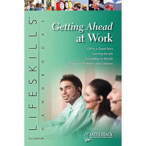GETTING AHEAD AT WORK HANDBOOK