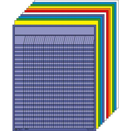 VERTICAL CHART 12/SET 22 X 28