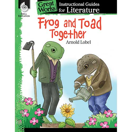 FROG AND TOAD TOGETHER GR K-3 GREAT