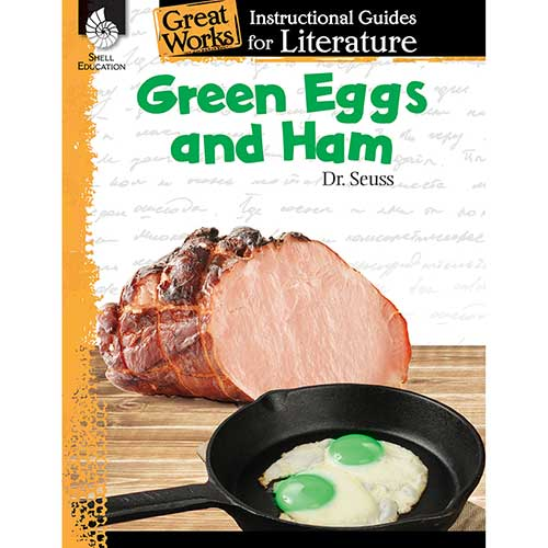GREEN EGGS AND HAM GREAT WORKS