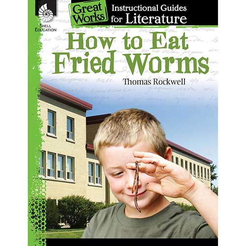 HOW TO EAT FRIED WORMS GREAT WORKS