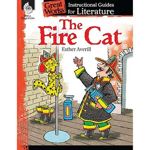 THE FIRE CAT GREAT WORKS