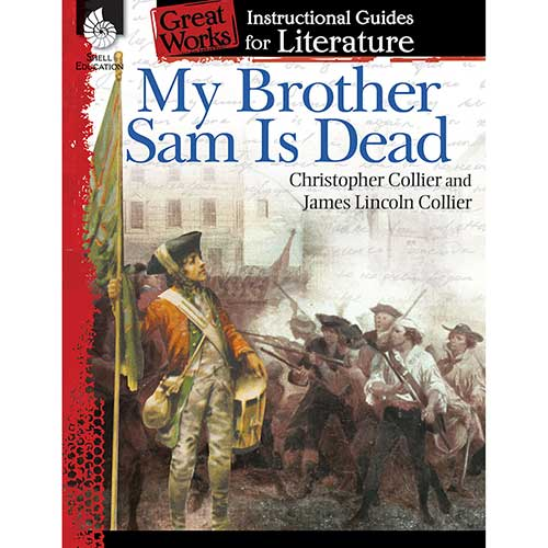 MY BROTHER SAM IS DEAD GREAT WORKS