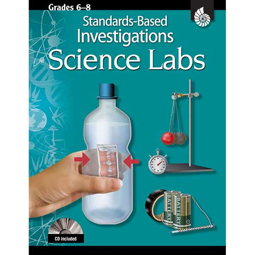 SCIENCE LABS GR 6-8 STANDARDS BASED
