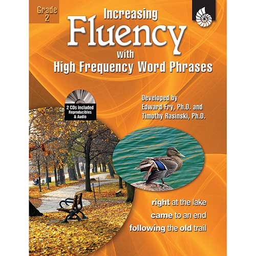 INCREASING FLUENCY W HIGH FREQUENCY