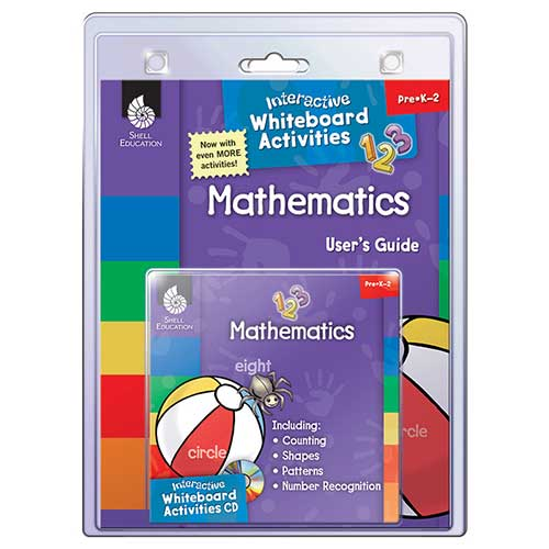 MATHEMATICS GR PK-2 INTERACTIVE