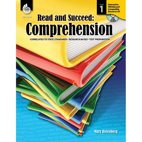 READ AND SUCCEED COMPREHENSION GR 1