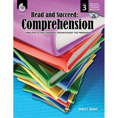 READ AND SUCCEED COMPREHENSION GR 3